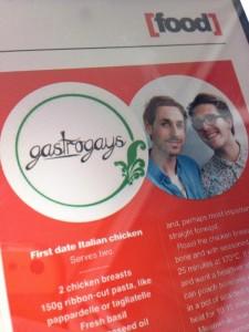 gastrogays, gay times, publications, lgbt, food