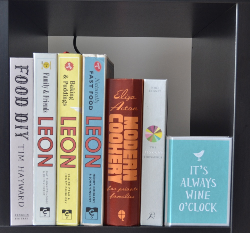 cookbooks, leon, eliza acton, the flavour thesaurus, food DIY, Wine