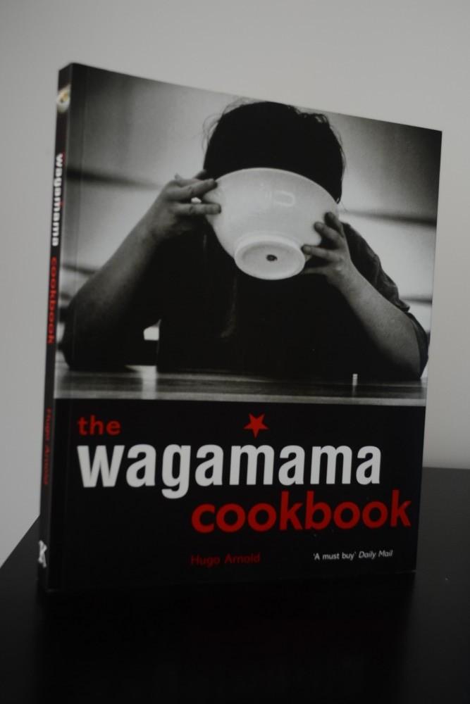 wagamama cookbook, wagamama uk, wagamama ireland, japanese fusion, ramen recipe, wagamama recipe
