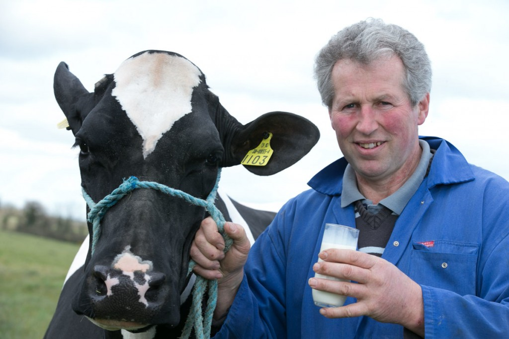 Arklow dairy, irish milk, arklow milk, supervalu milk, irish milk producer, supervalu irish milk
