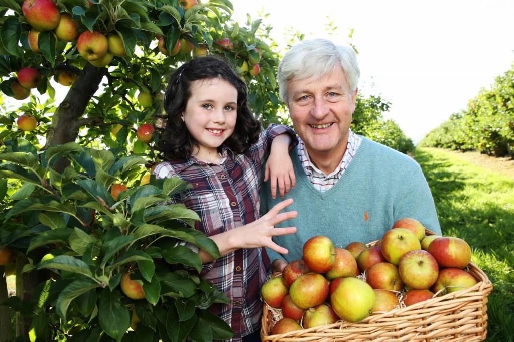 supervalu apples, cox apples ireland, supervalu producer