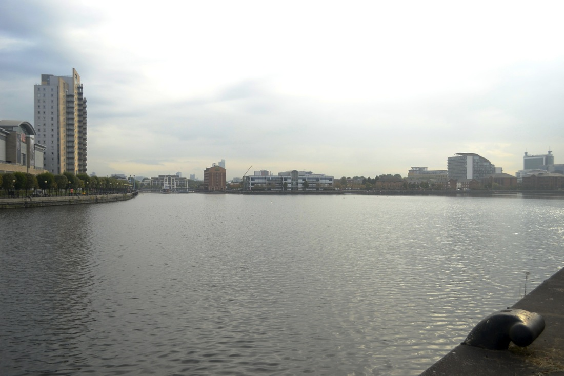 quays manchester, manchester mediacity, canal view manchester