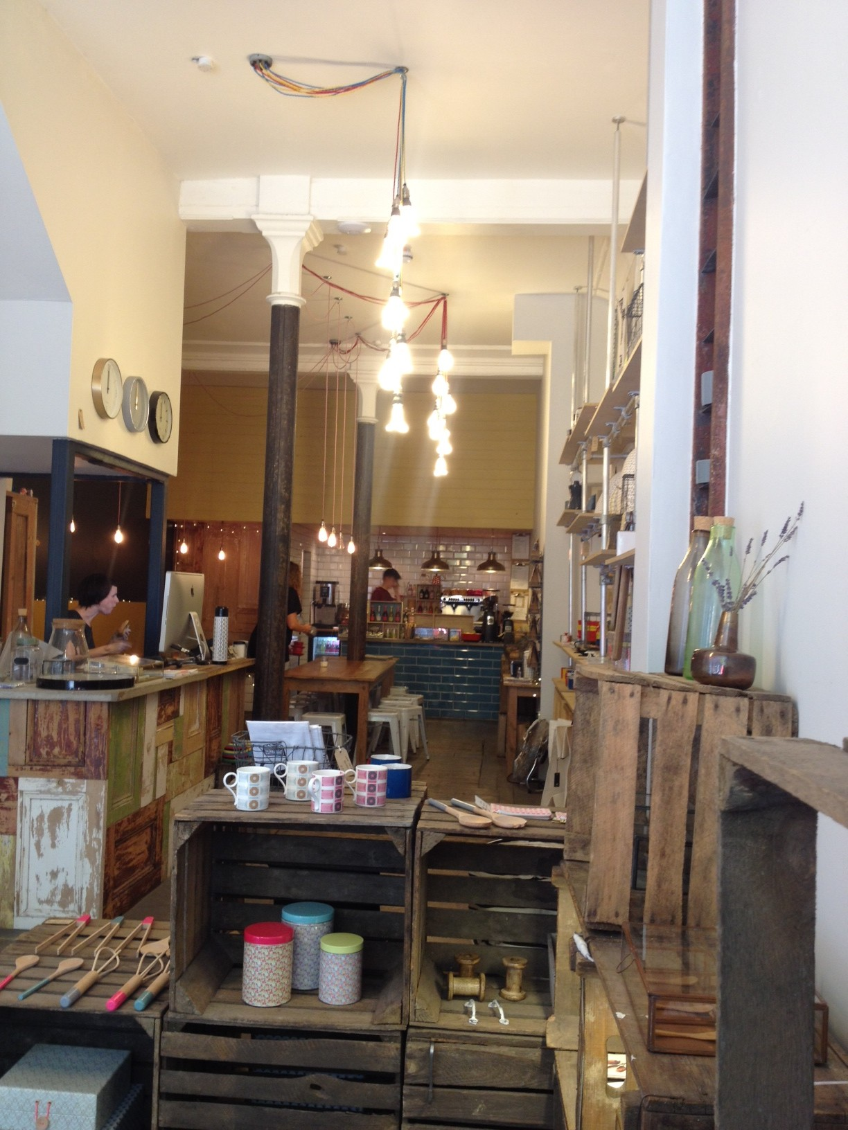 fig and sparrow cafe, fig and sparrow store, fig sparrow manchester, coffee in manchester