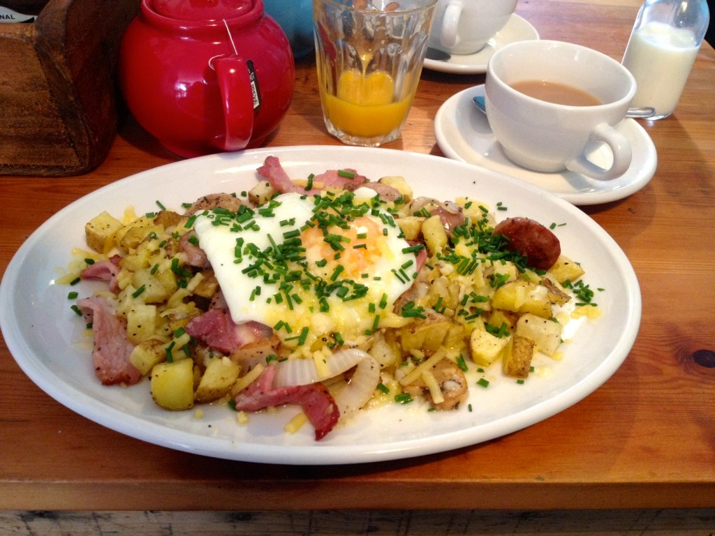 the meaty hangover hash