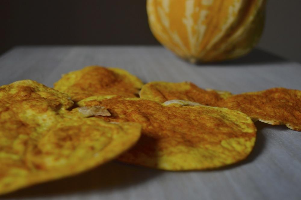 pumpkin tortilla chips, pumpkin chips, halloween recipes, halloween nibbles
