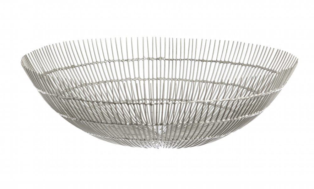 Wire Bowl, £28, Rocha John Rocha available at Debenhams