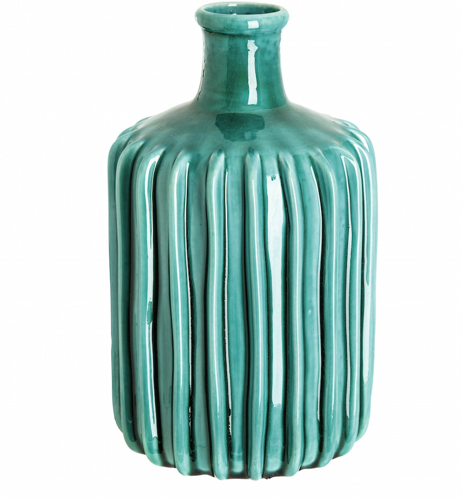 Abigail Ahern 'Edition' vase, £30, available at Debenhams