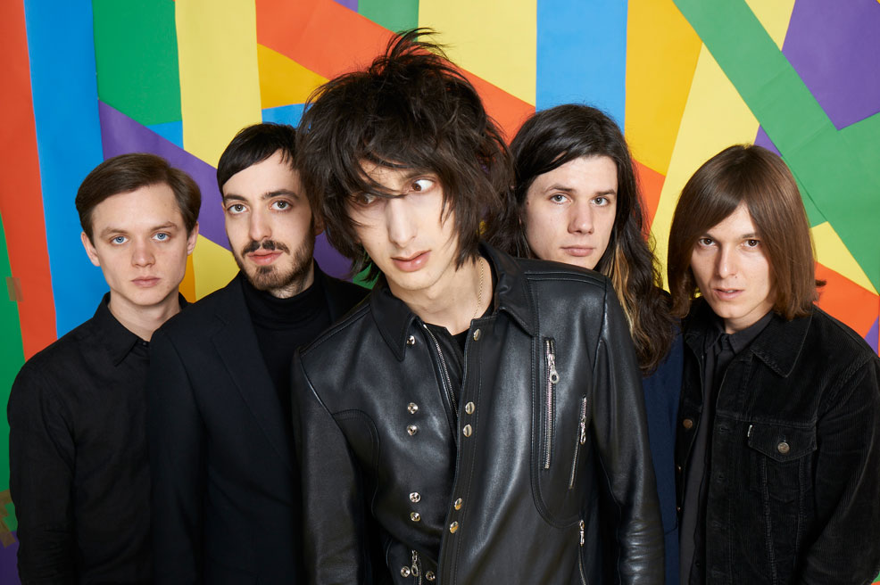 The Horrors, horrors group shot, The Horrors So Now You Know, The horrors 2014