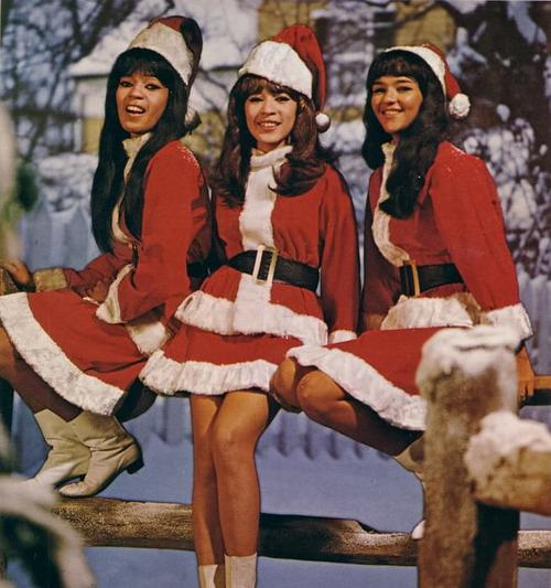 Christmas The Ronettes