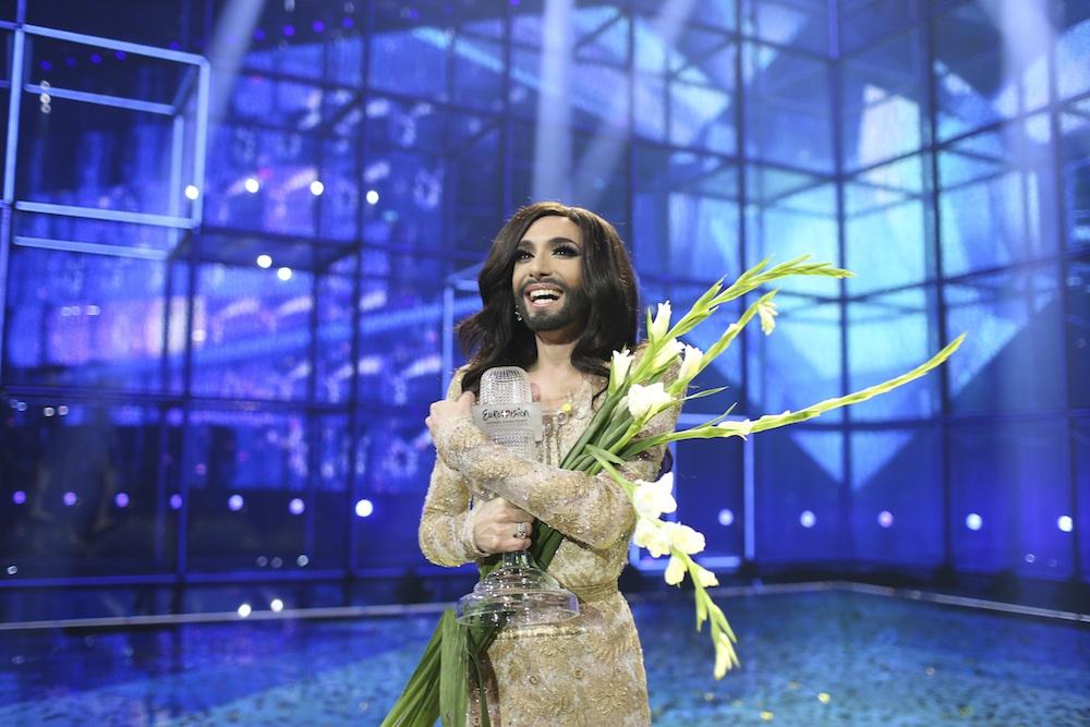 conchita eurovision, conchita winner, conchita wurst winning, conchita euro win