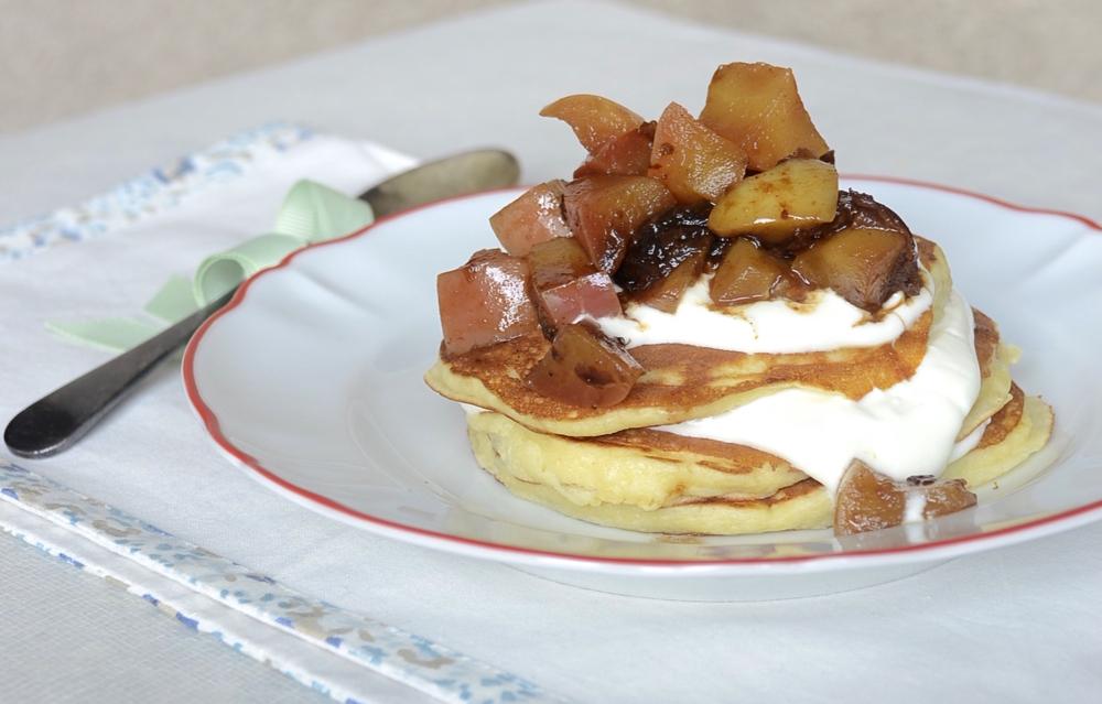 pancake recipe, pancakes, pancake tuesday, stewed fruit pancakes, ricotta pancakes, american pancakes