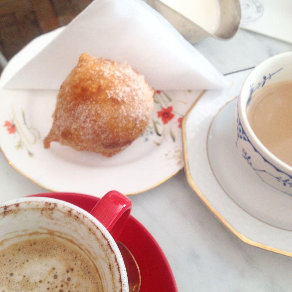 pedler breakfast, pedler peckham rye, pedler peckham, dumpkin, pumpkin doughnut