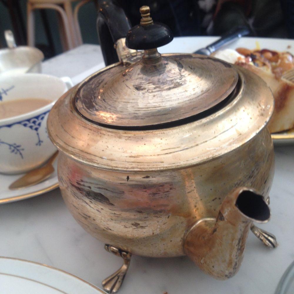 Pedler Peckham, Pedler peckham rye, pedler breakfast, vintage teapot