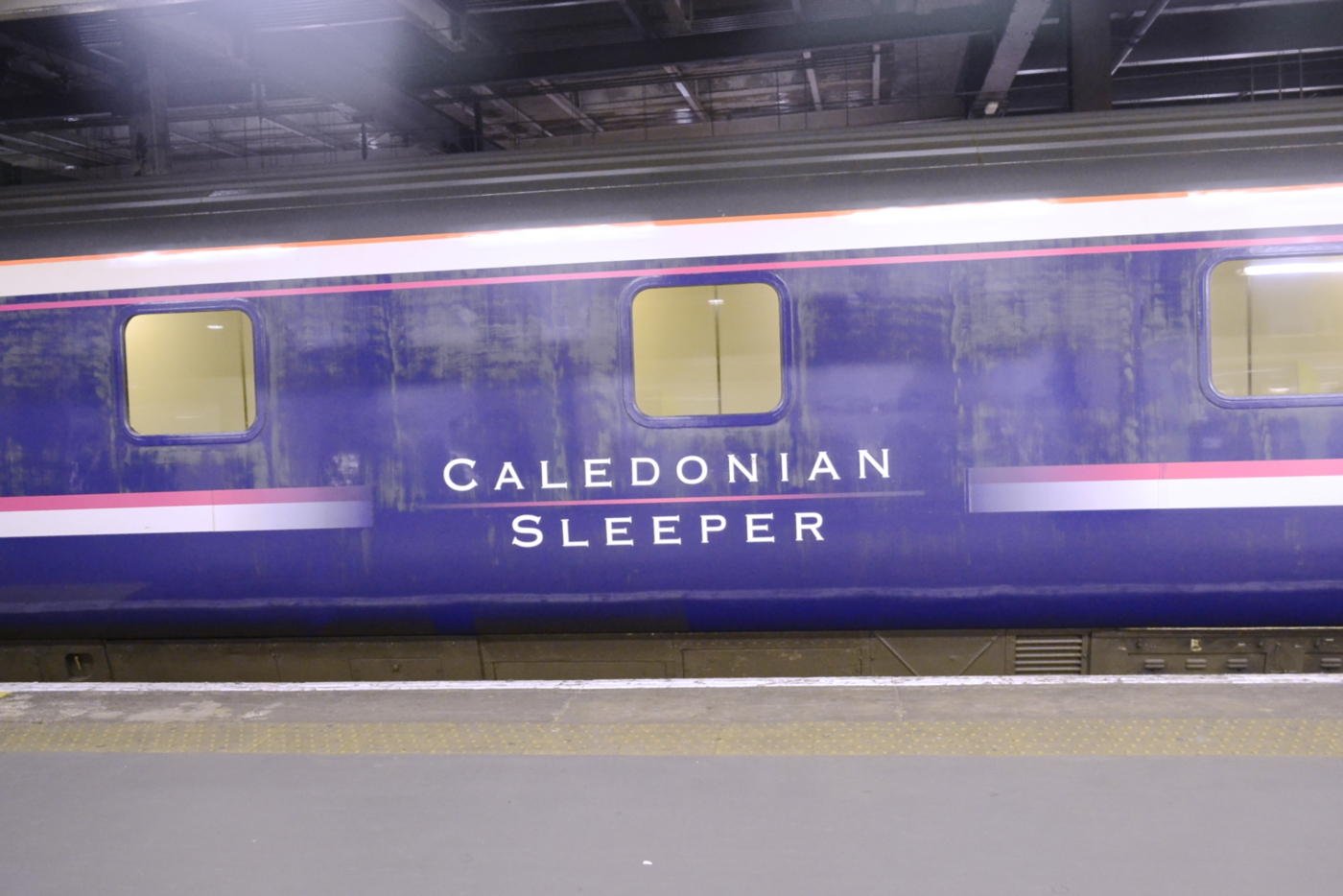 calsleeper_exterior ... & Caledonian Sleeper: Travelling From London To Edinburgh | GastroGays islam-shia.org