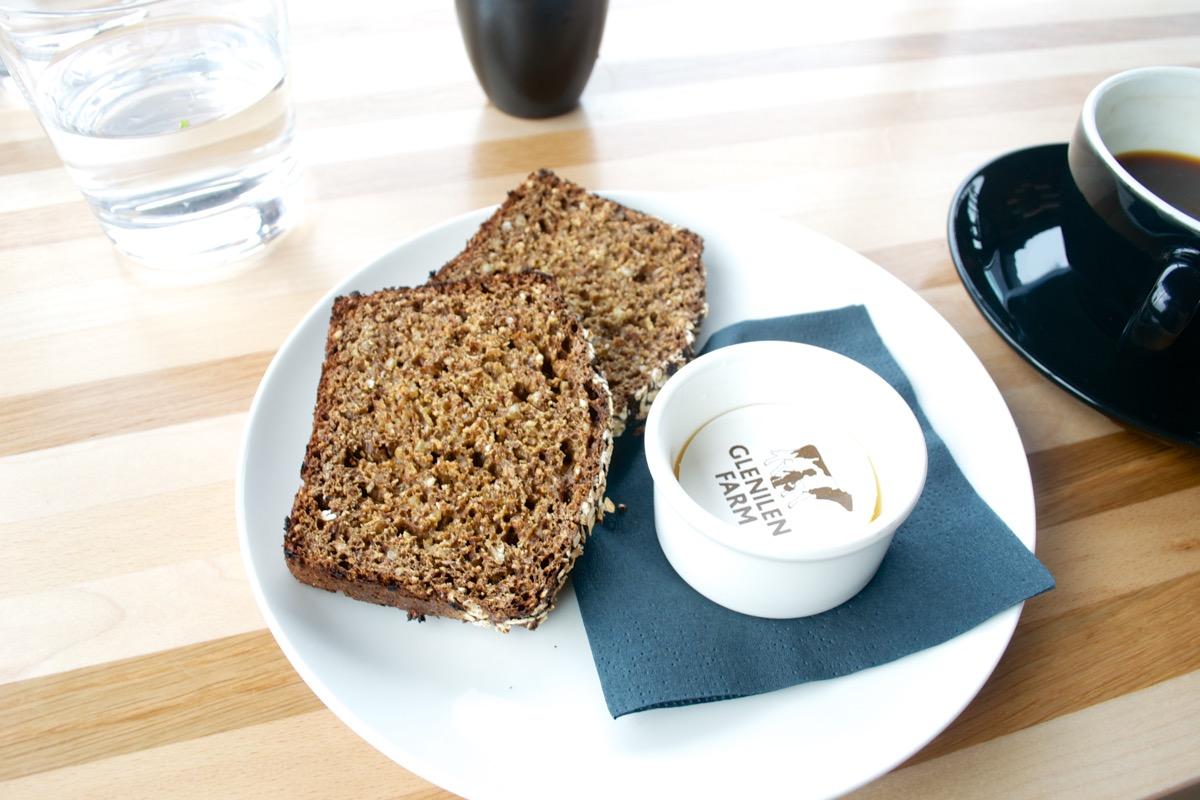brown bread glenilen butter sophies