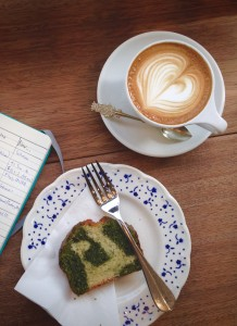 parlor brussels, parlor cafe, cafe coffee brussels, matcha green tea loaf, green tea cake, best coffee in brussels, flat white brussels