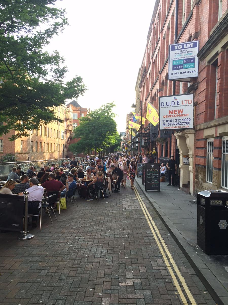 canal street manchester long view