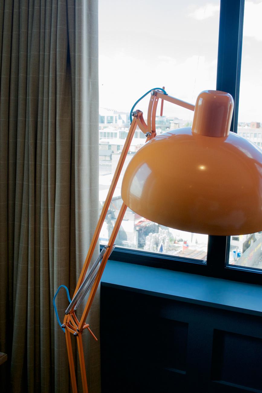 feature lighting dean hotel dublin