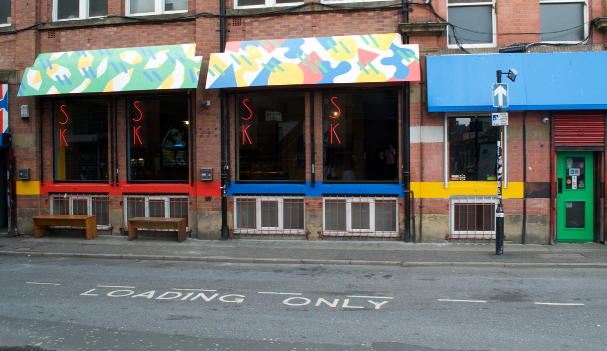 soup kitchen manchester exterior