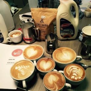 latte art class dublin, dublin barista school, coffee course dublin, coffee classes dublin