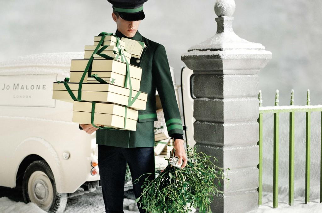 jo malone london, green christmas jo malone, christmas 2015 jo malone london, jo malone christmas campaign