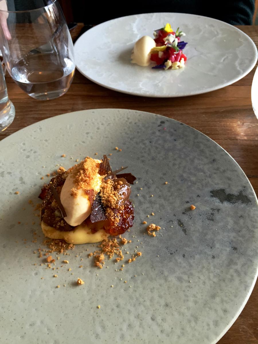 Dessert dishes OX Belfast