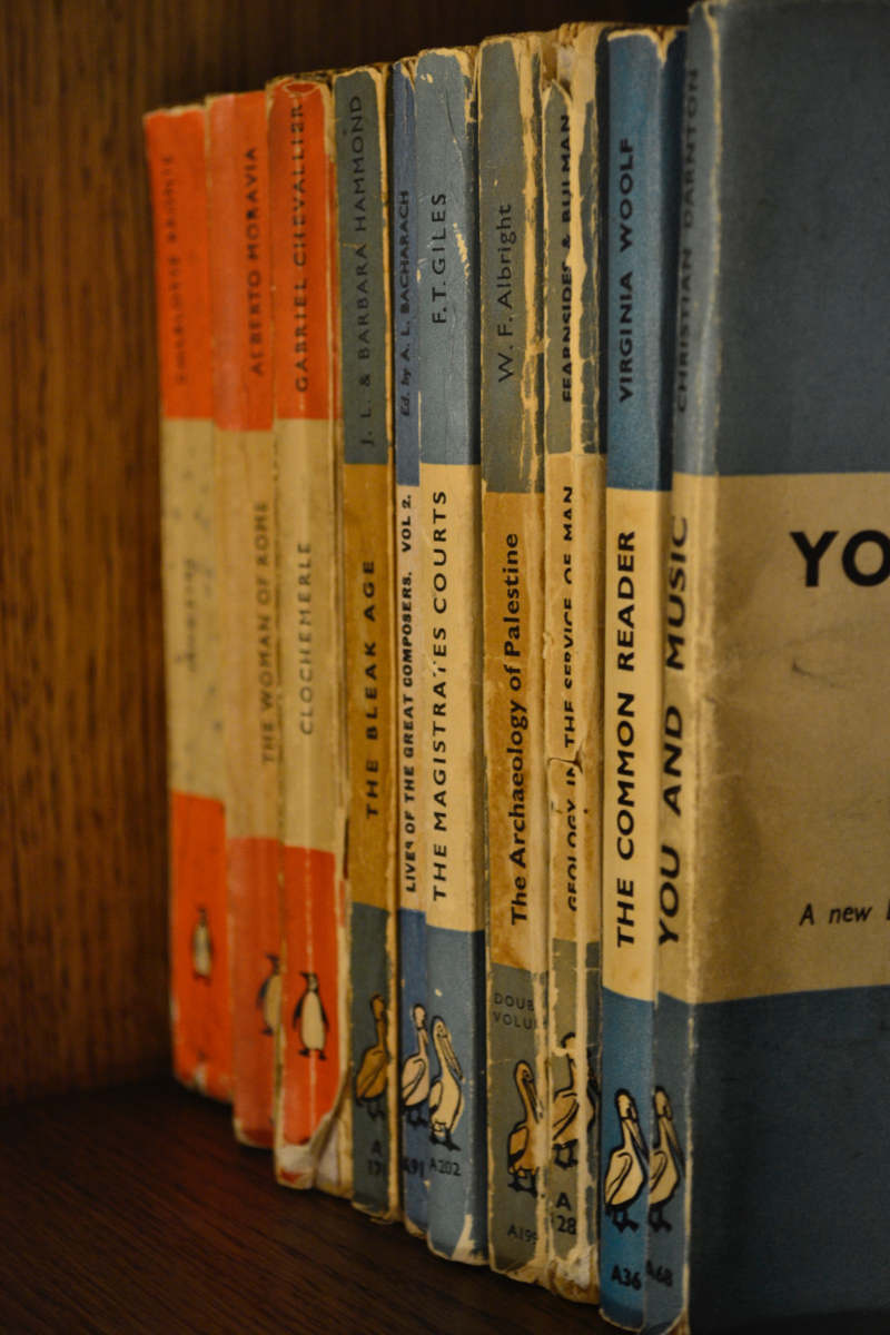 Penguin classics Hoxton Holborn hotel