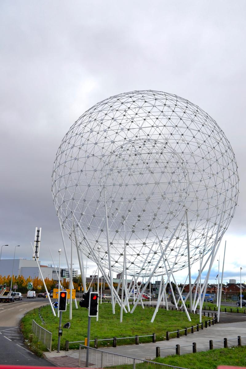 Rise Sculpture Belfast