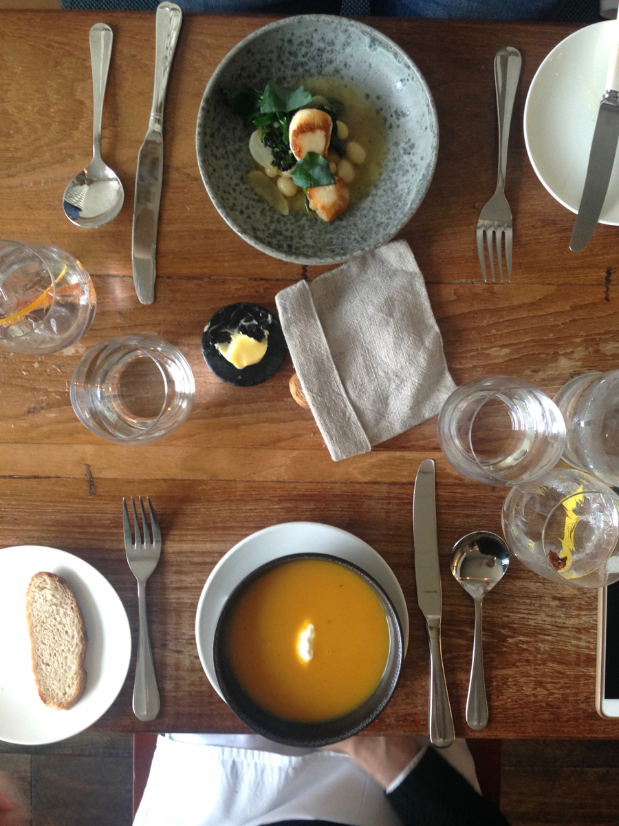 Starter dishes OX Belfast