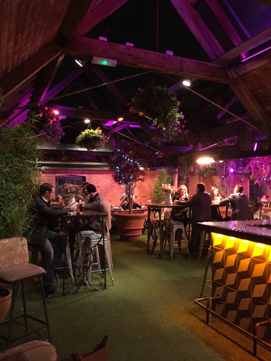 View Perch Belfast cocktail bar