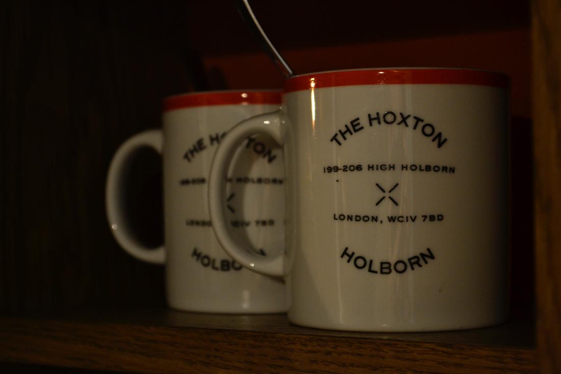 hoxton Hotel holborn cups