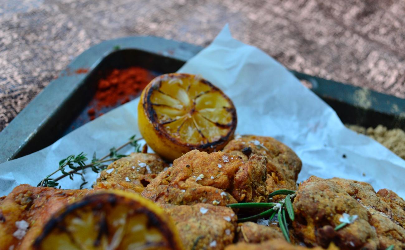 crisp coating gastrogays fried chicken
