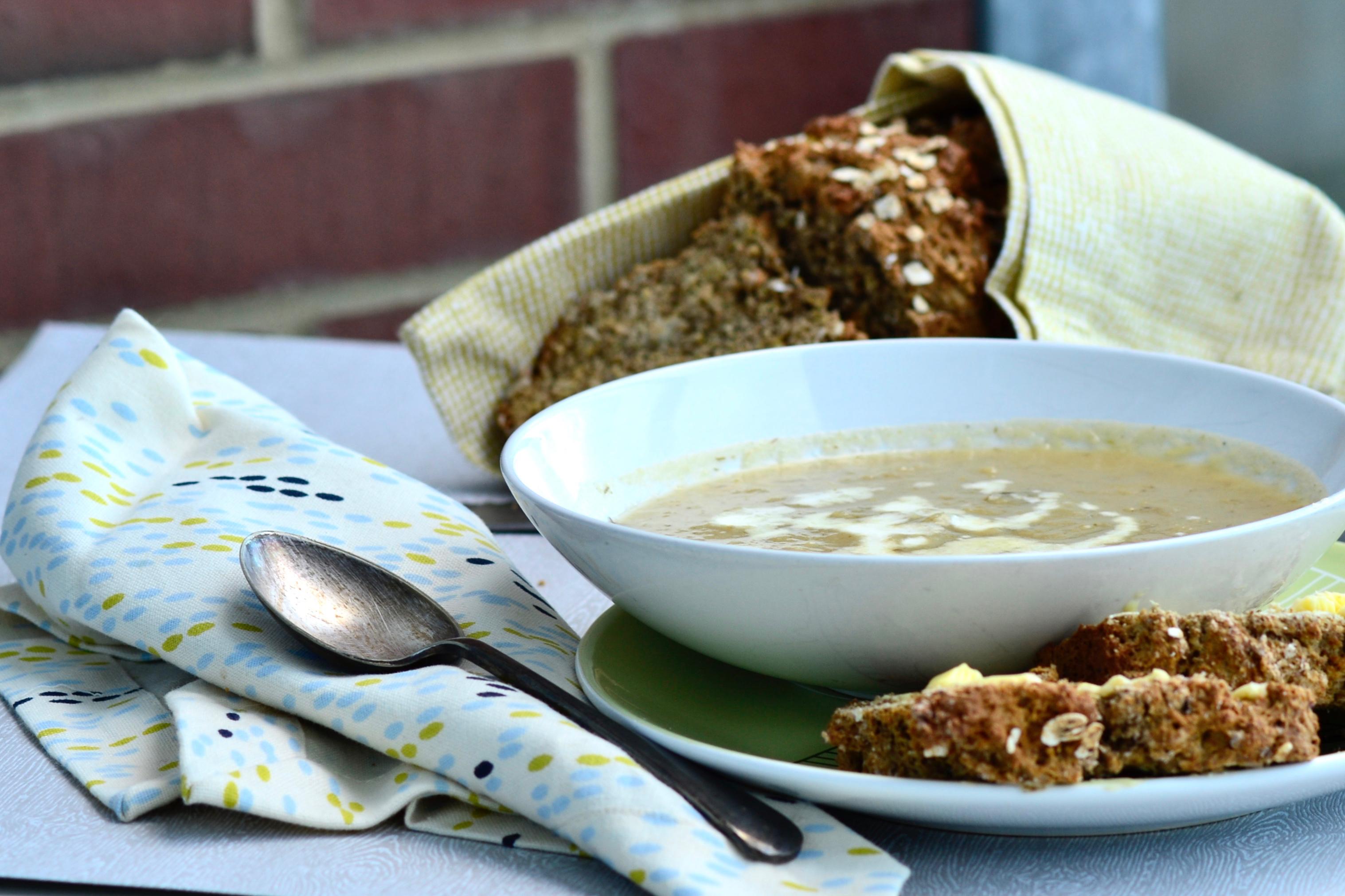 GG soup brown bread1