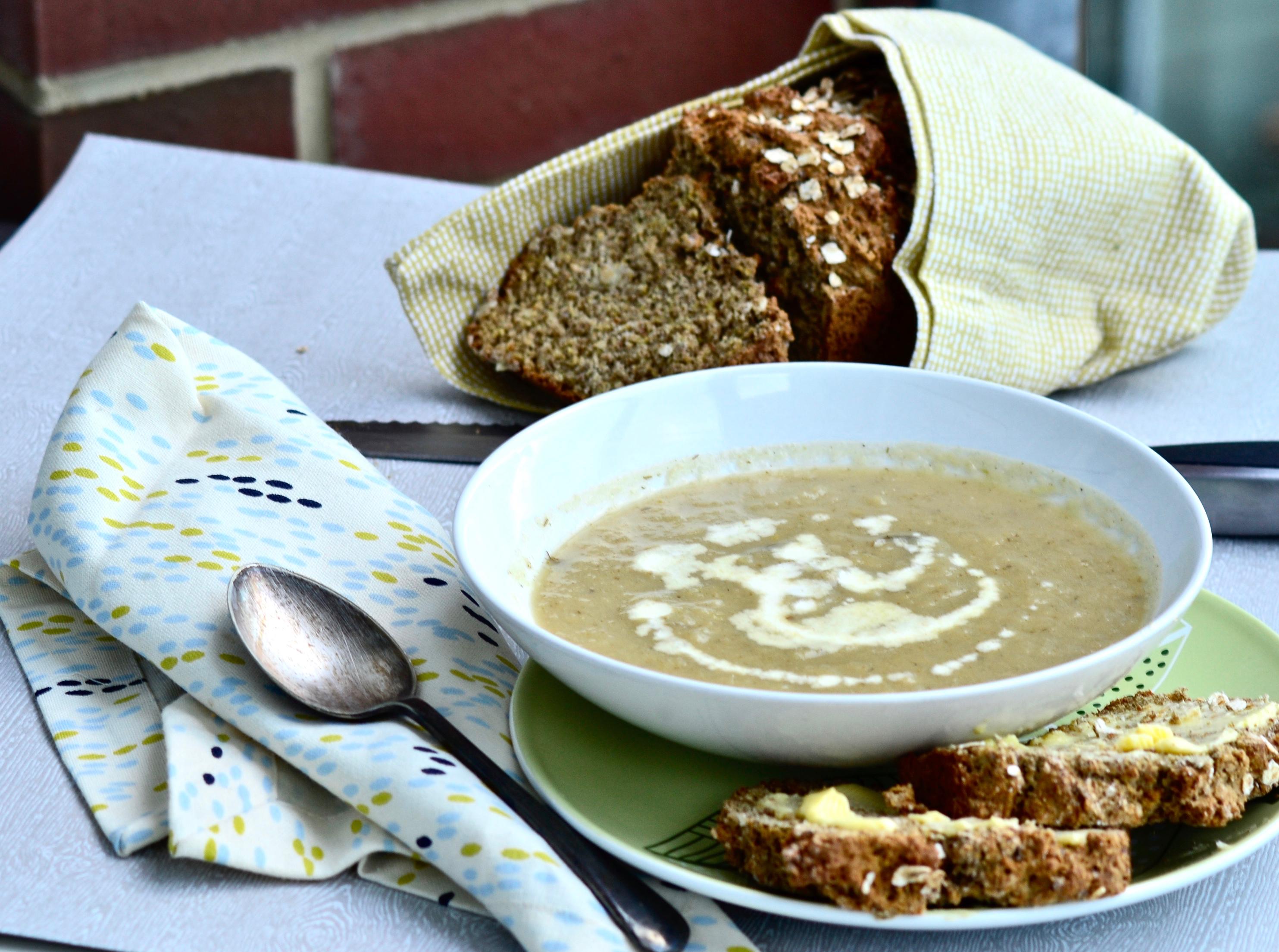 GG soup brown bread3