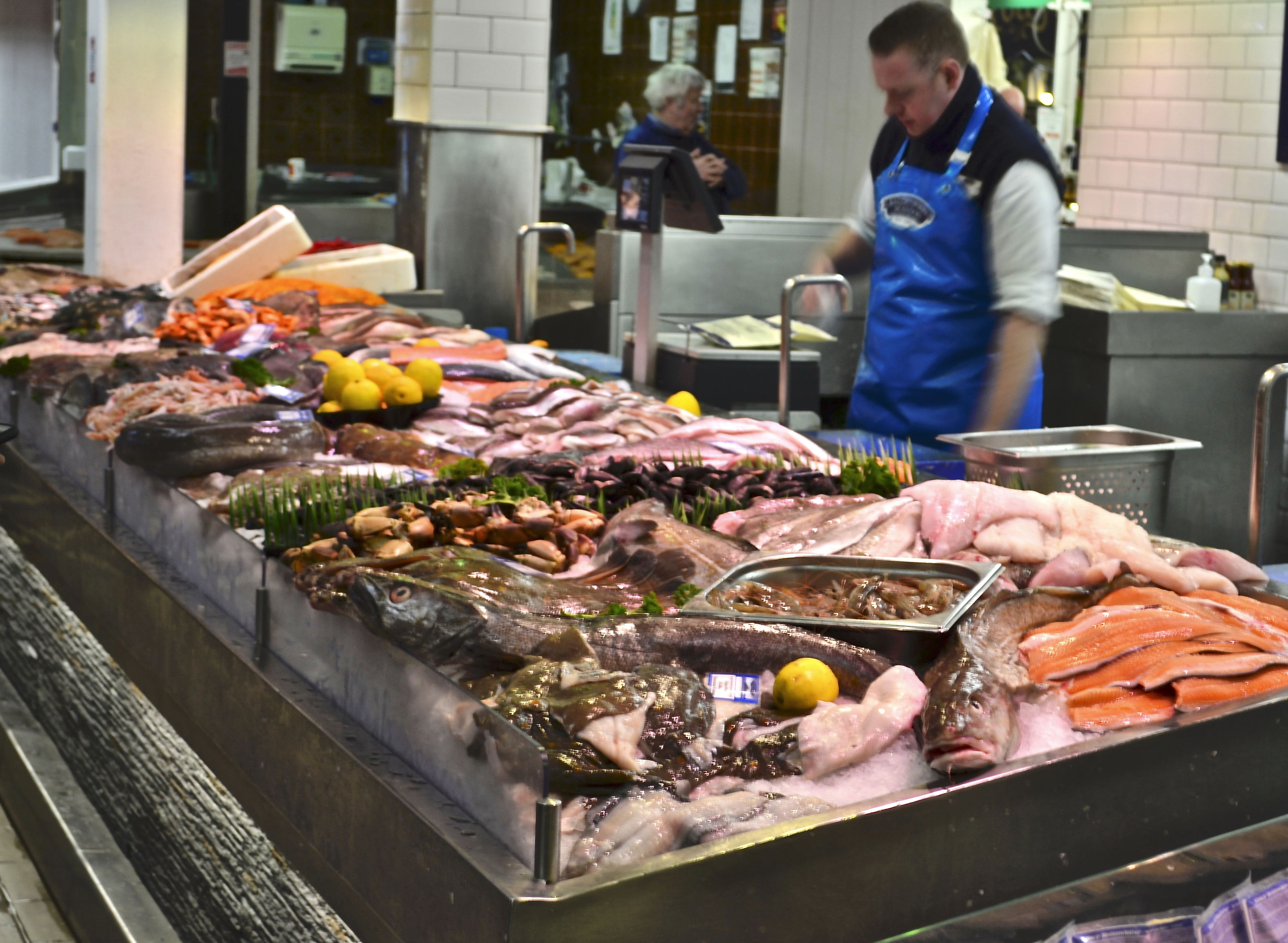 english market cork, english market, seafood cork, fishmonger english market, fresh fish cork city, fishmonger market cork