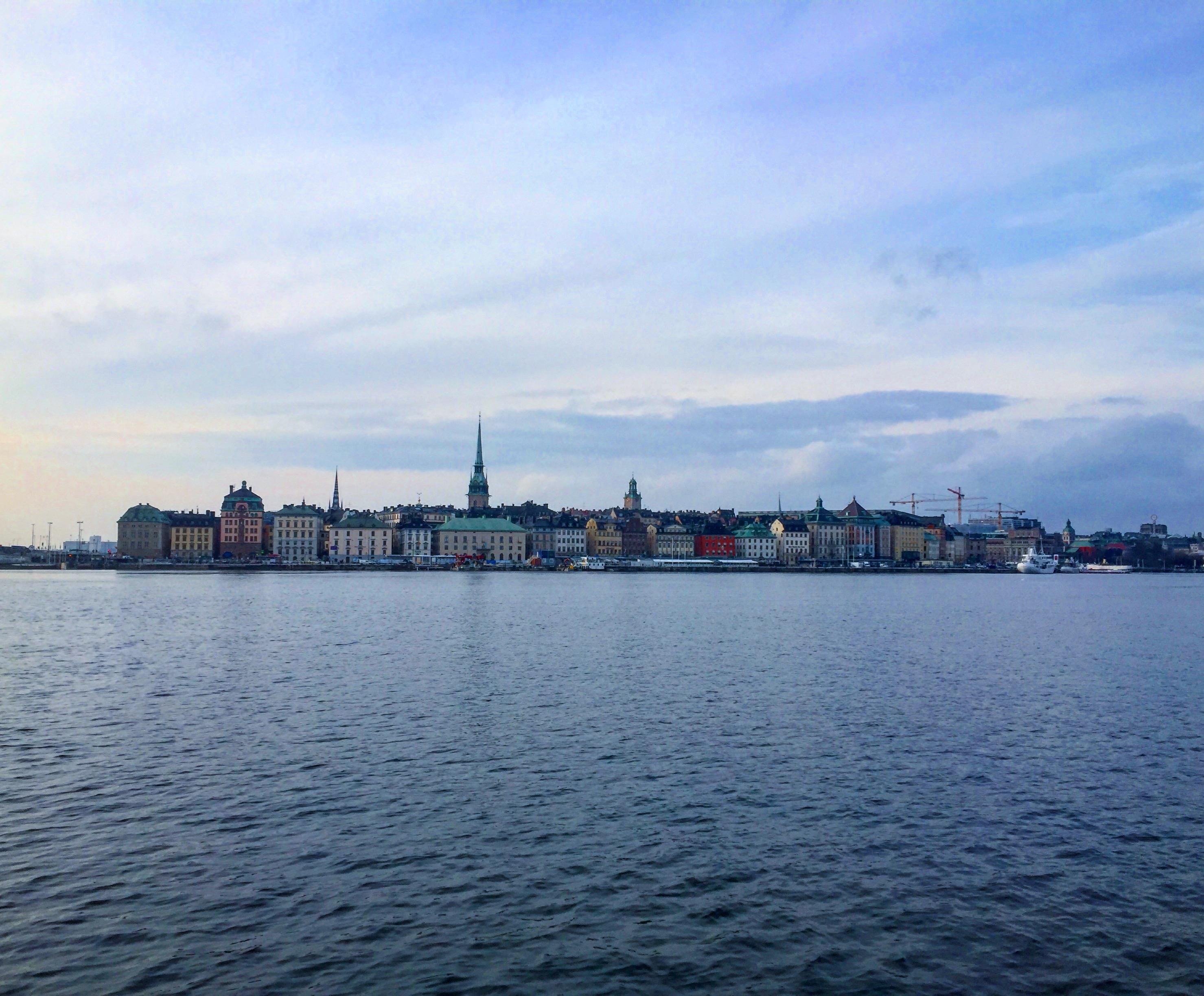 stockholm view, water view stockholm, stockholm boat view, stockholm city, visit stockholm