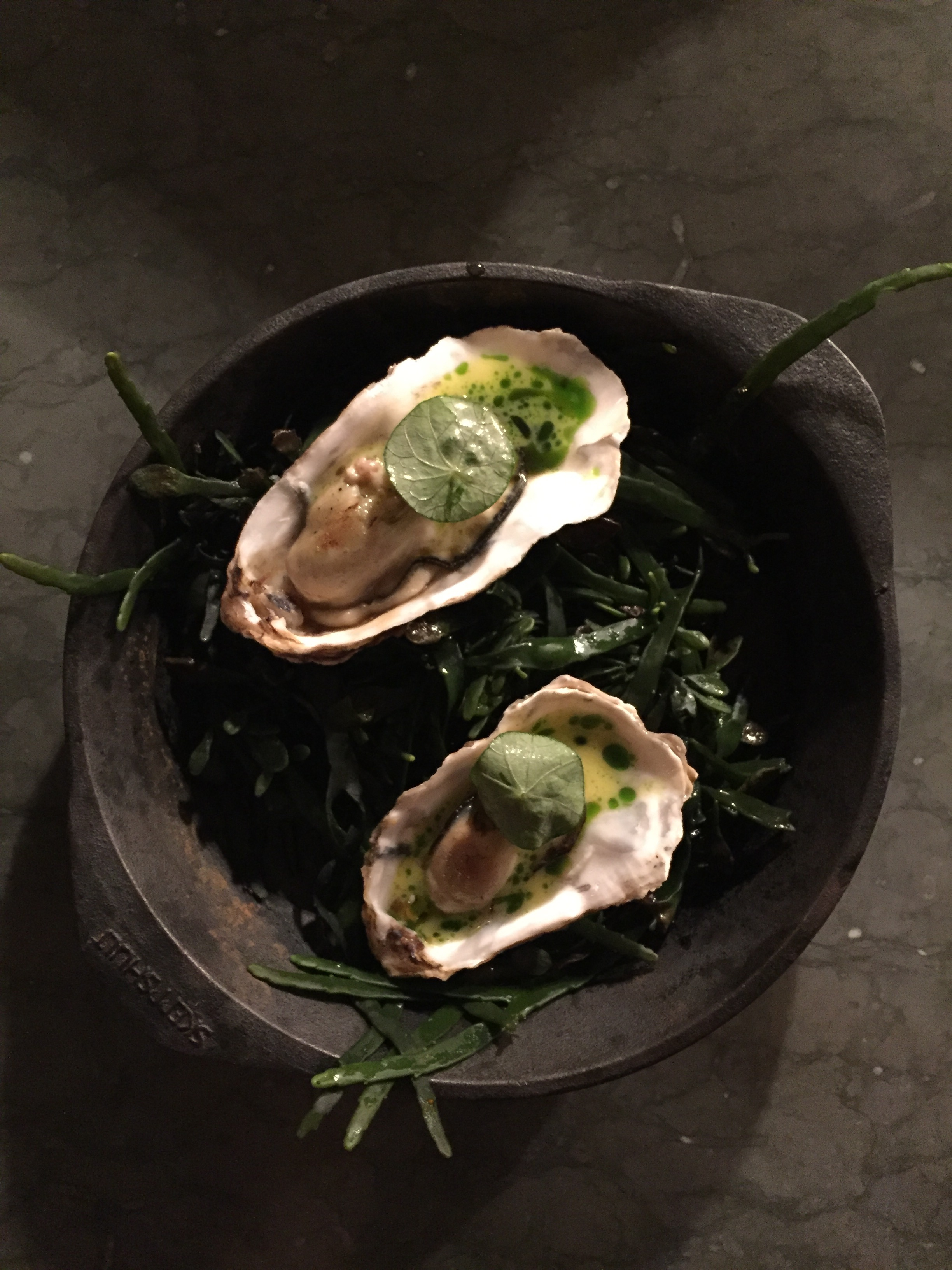 ekstedt flamed oysters 3