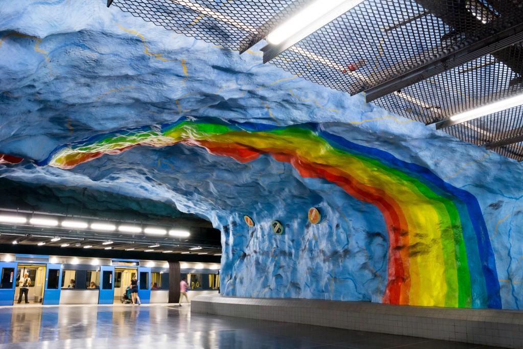 stockholm metro, stockholm t-bana, stockholm rainbow, gay stockholm, rainbow stockholm, gastrogays stockholm, gastrogays travel stockholm, stockholm gay eurovision, stockholm tips