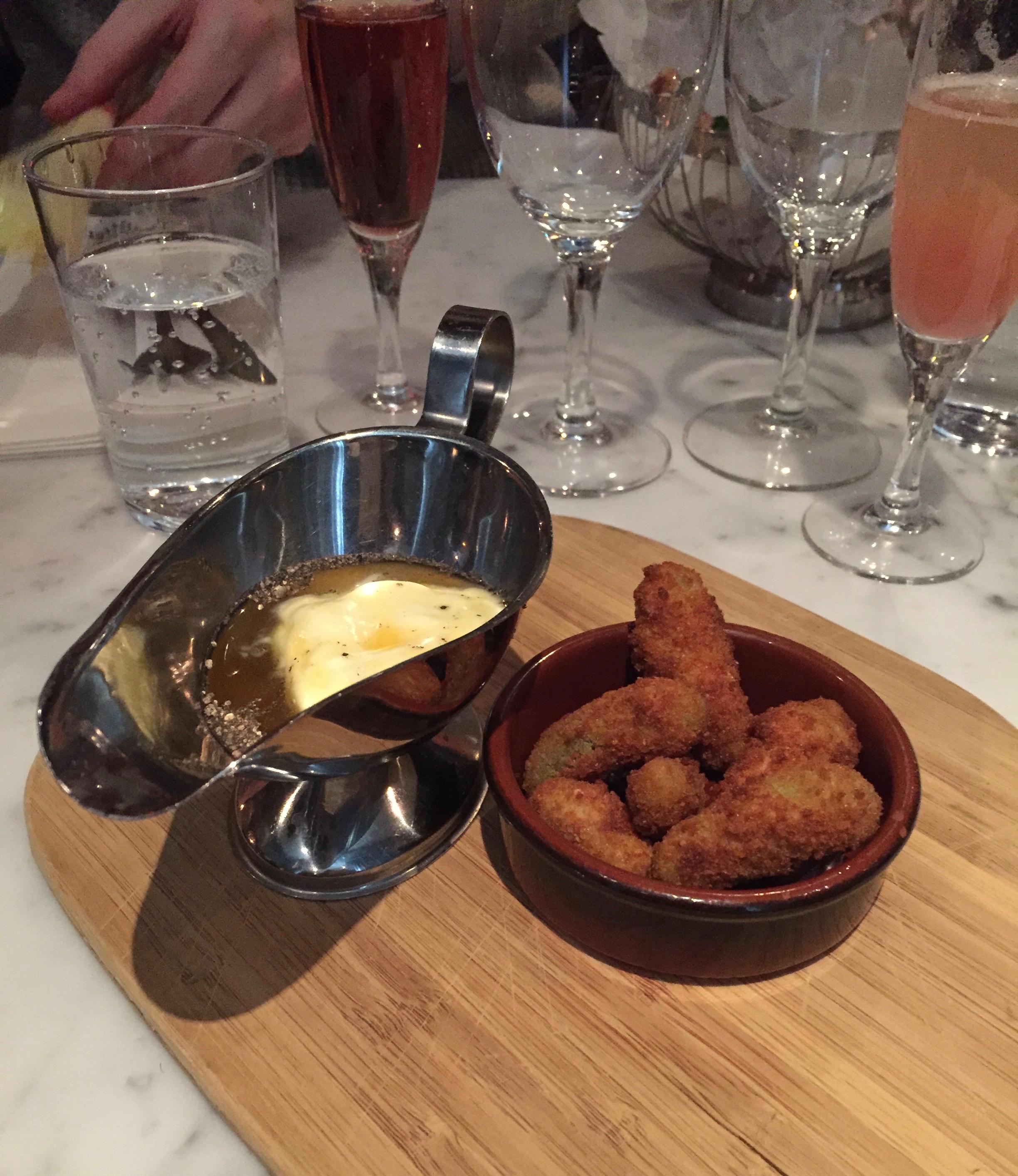 pocket stockholm deep fried cornichons cocktails