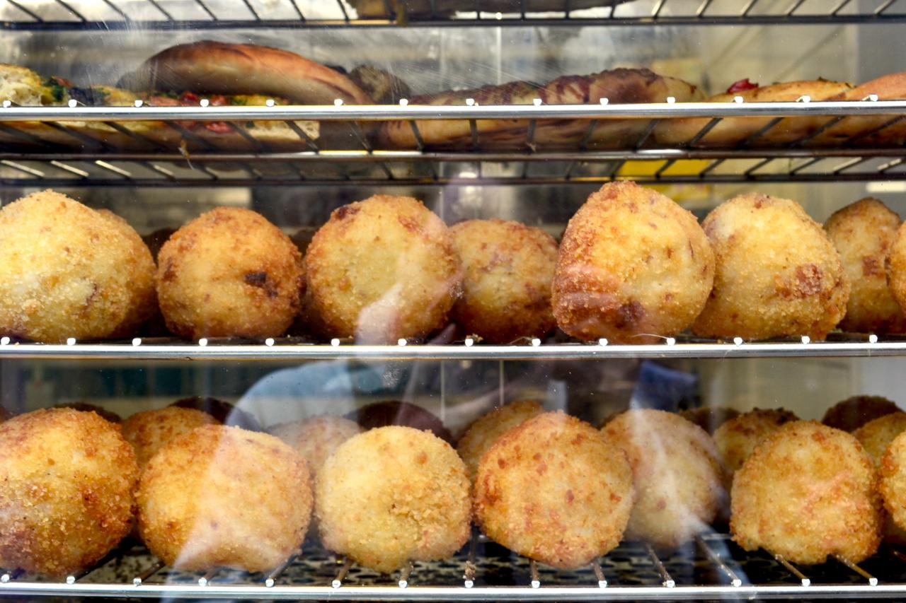arancini italian stall st nicholas market bristol