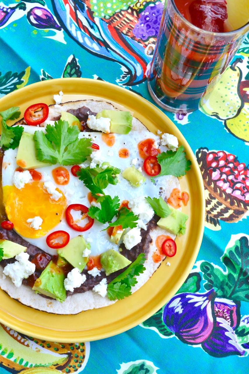 huevos recipe gastrogays close-up portrait