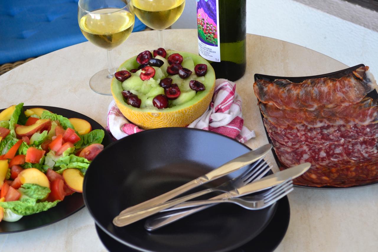 local meal gran canaria bodega los berrazales wine gastrogays