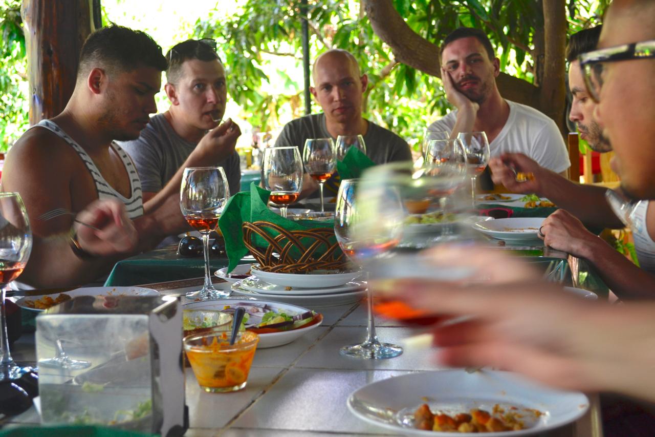 gay bloggers, gay bloggers gran canaria, gay blogger press trip, gastrogays travel, gay travel, LGBT travel, gay gran canaria, bodega los berrazales, gran canaria vineyard, bodega gran canaria, lgbt traveller gran canaria