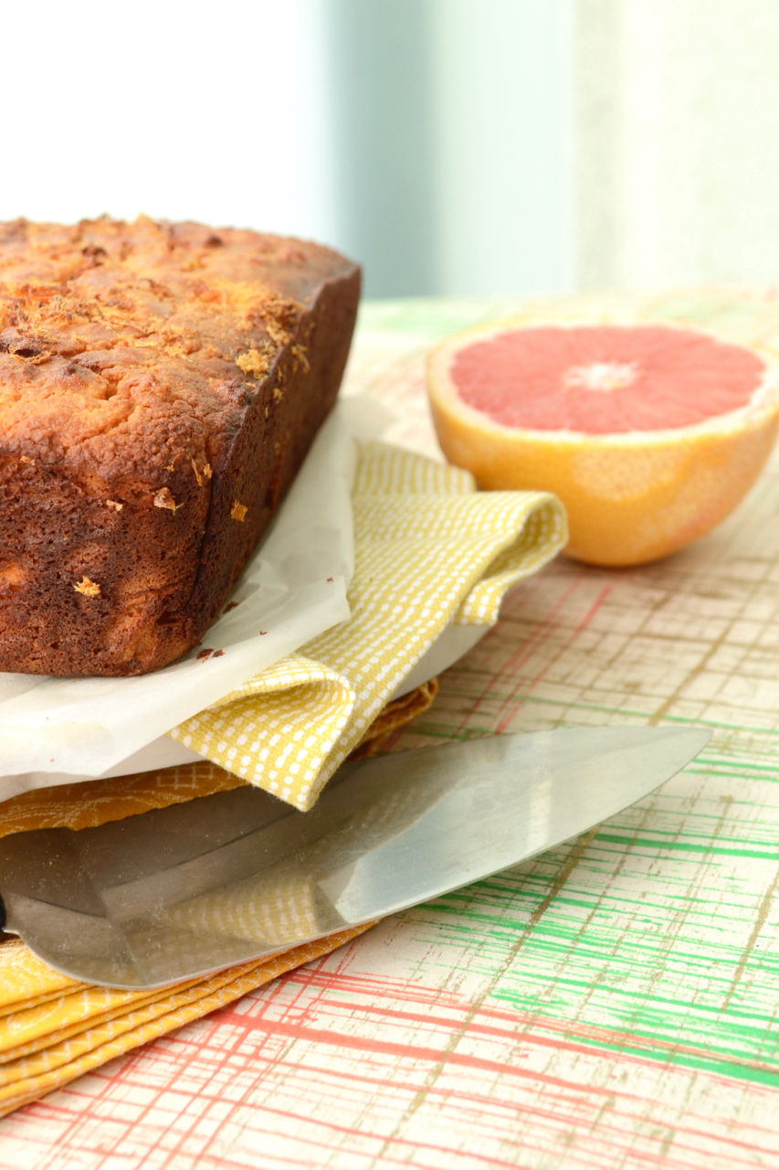 gf grapefruit loaf cake gastrogays macro eye level