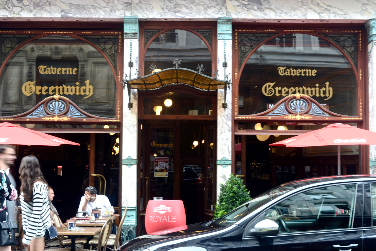 taverne greenwich gastrogays beer bar brussels