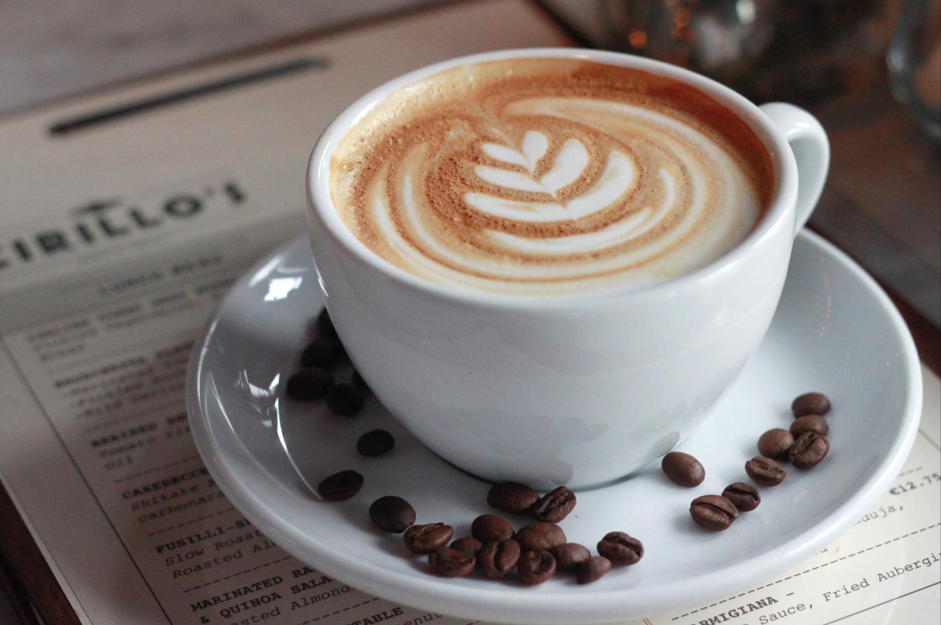 cirillos coffee cappucino dublin