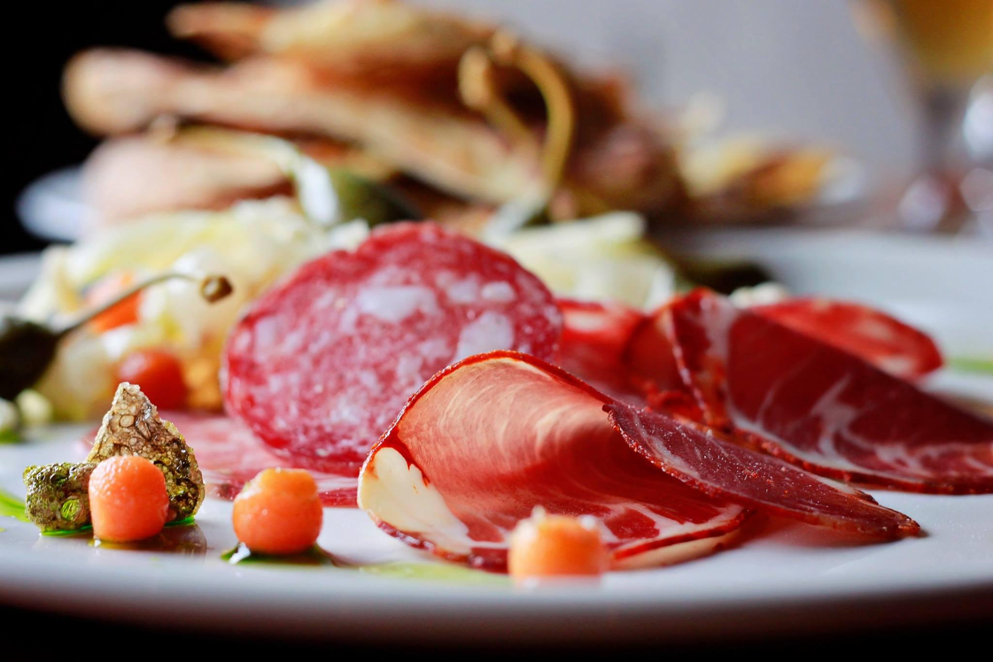 cured italian meat plate cirillos dublin