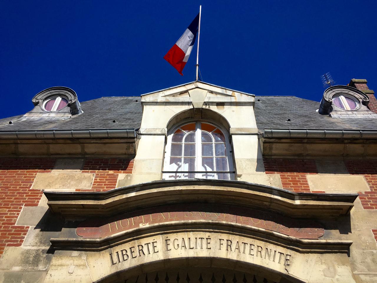 liberte egalite fraternite paris