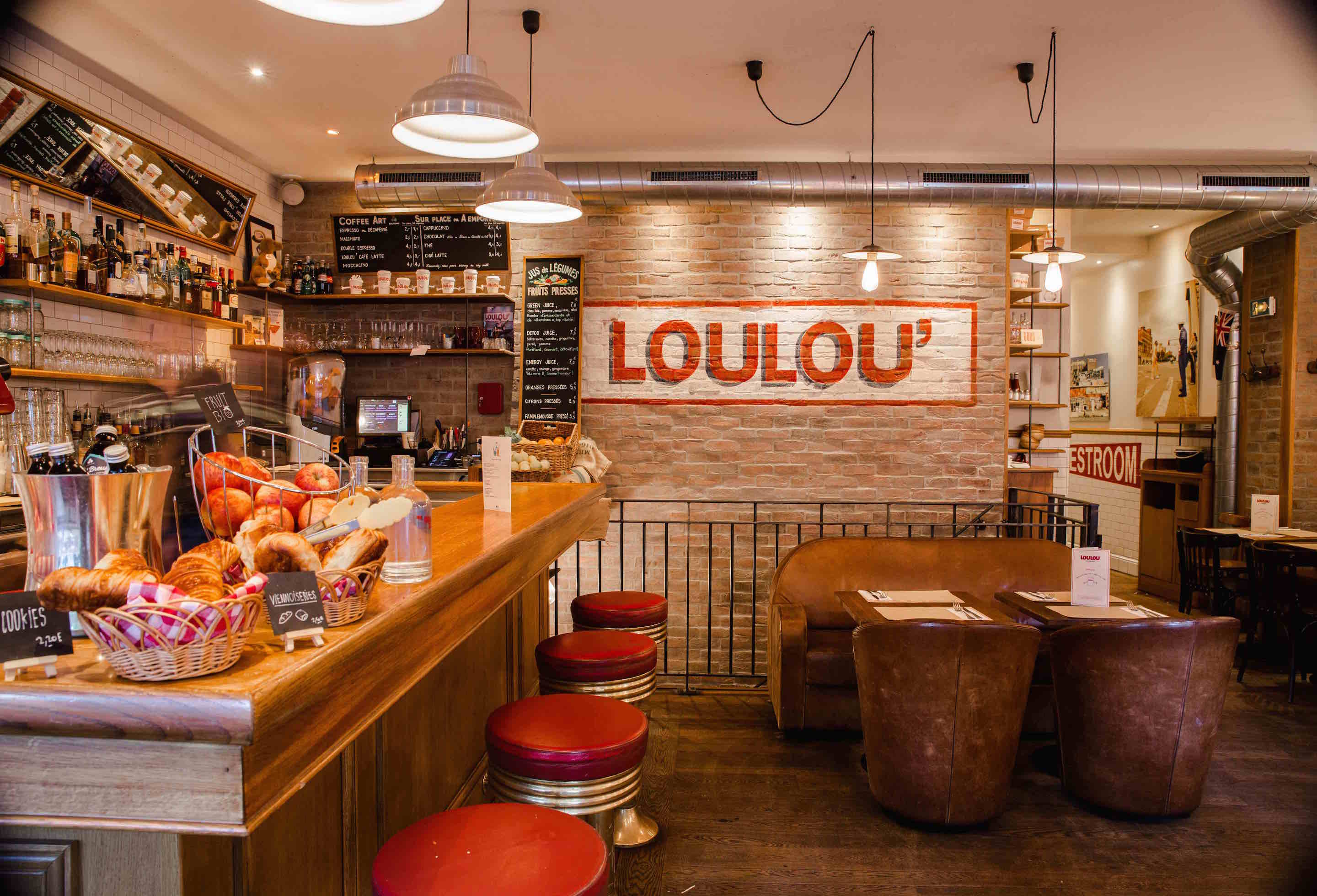 loulou interior