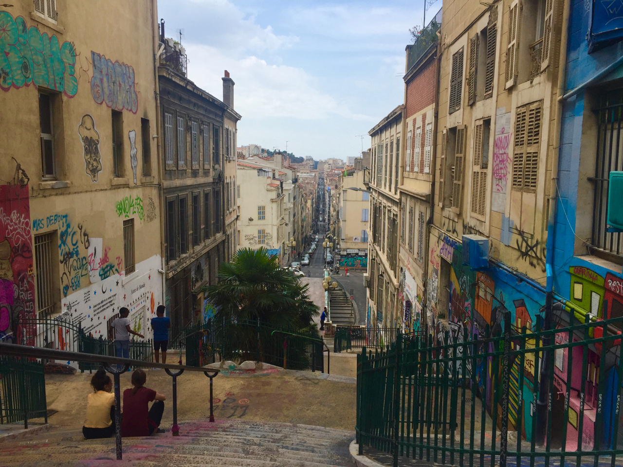 cours st julien area steps marseille gastrogays